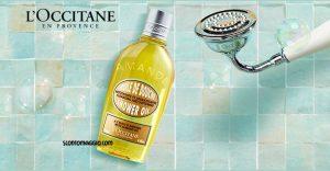 l'occitane olio doccia mandorla