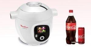moulinex cookeo coca cola