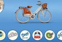 bicicletta pronto oust duck