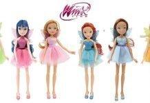 Winx bambole