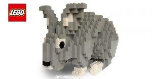 coniglietto lego