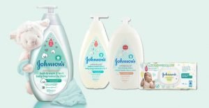 johnson's cotton touch