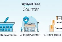 amazon hub counter