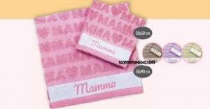 asciugamani mamma di Acqua & Sapone