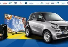 carrefoour smart p&g