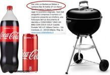 cocacola weber barbecue