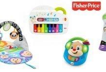 fisher price giocattoli
