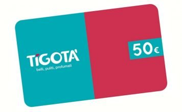 gift card tigota 50 euro