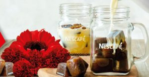 nescafe jar