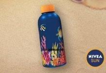 nivea sun bottiglia termica