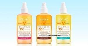 vichy ideal soleil crema solare