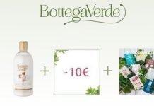 Bottega Verde 10 euro