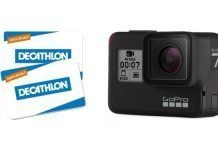 decathlon gopro