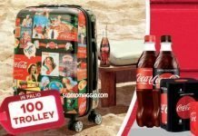 trolley coca-cola