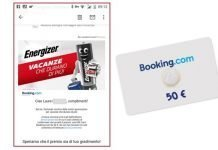 energizer booking