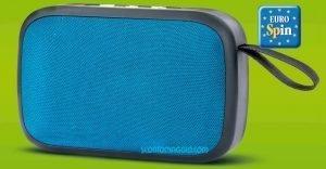 eurospin speaker bluetooth