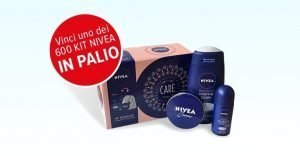 Nivea Care box prodotti
