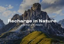 recharge in nature