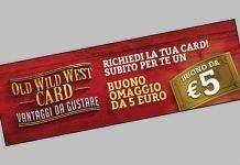 buono old wild west 5euro