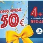 buono spesa carrefour 50 euro