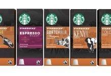 caffe starbucks