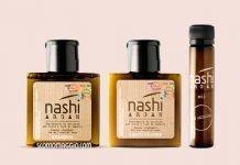 nashi argan shampoo conditioner olio