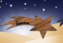 stella di legno