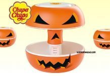 chupa chups lampada halloween