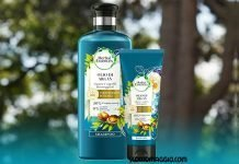 herbal essences olio di argan