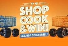 LIDL shop cook & win