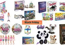 amazon black friday giocattoli