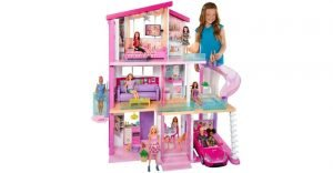 casa dei sogni barbie
