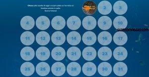 Calendario dell'Avvento dell'Acquario di Genova