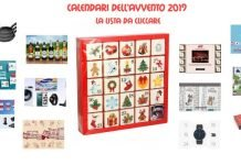 calendari avvento 2019