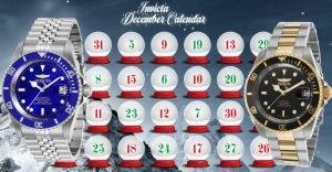 invicta calendar