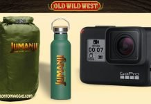 old wild west jumanji gopro
