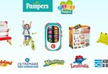 pampers raccolta punti 2020