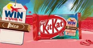 kitkat win a break