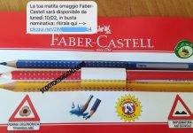 faber castell matita colorata