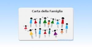 carta della famiglia