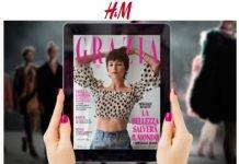 H&M grazia