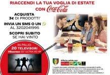 coca cola tv hisense