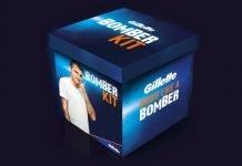 gillette bomber kit