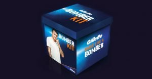 gillette bomber kit