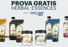 prova gratis herbal essences