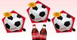 coca-cola pallone decò