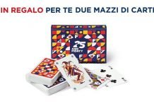 mazzi carte esselunga