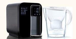 purificatore caraffa acqua