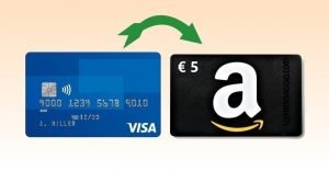 buono Amazon carta Visa