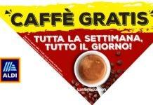 caffe gratis aldi